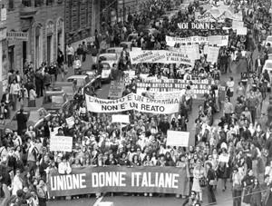 La lluita de les dones i Palmiro Togliatti