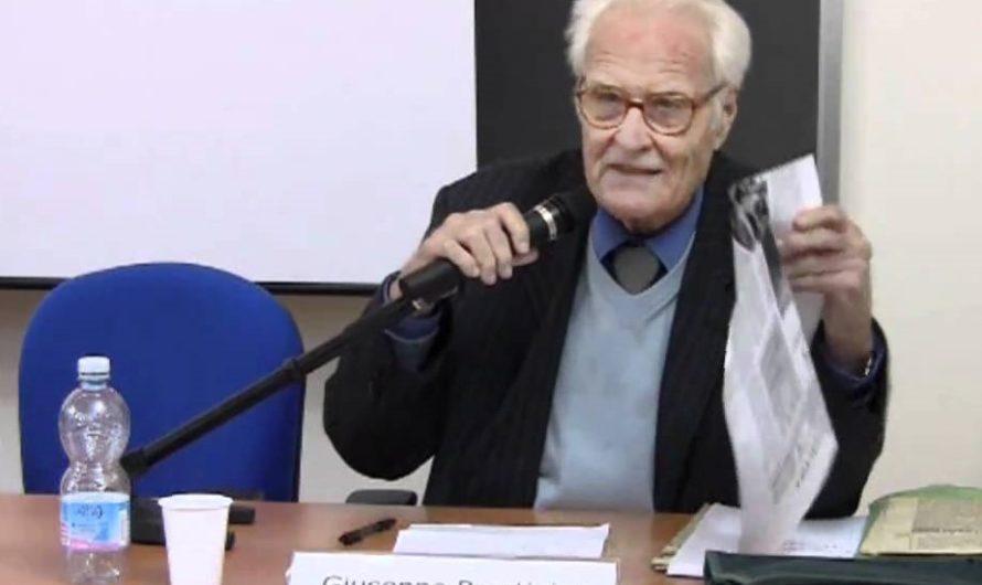Giuseppe Prestipino, la utopia com a sentit comú[1]