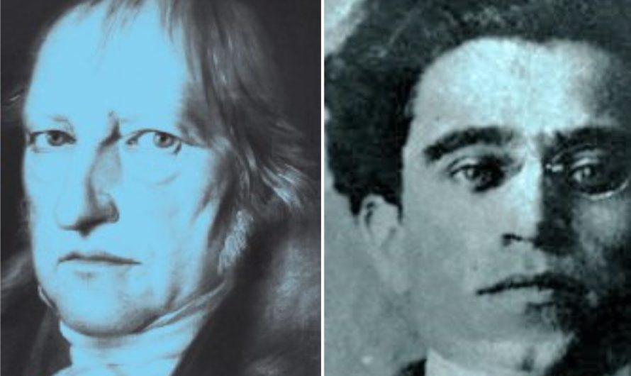 El sistema en disputa. La herencia hegeliana entre Antonio Gramsci y Giovanni Gentile