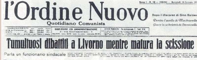 El congrés de Livorno