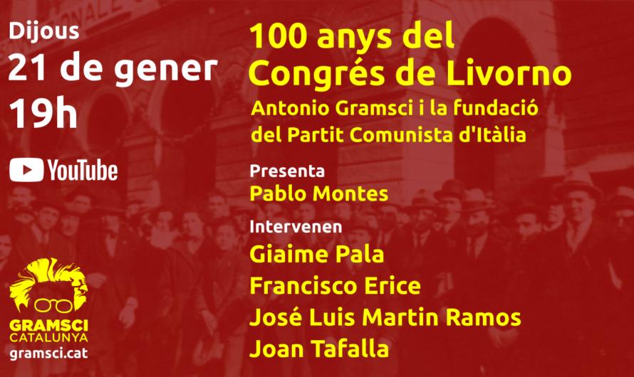 100 anys del Congrés de Livorno